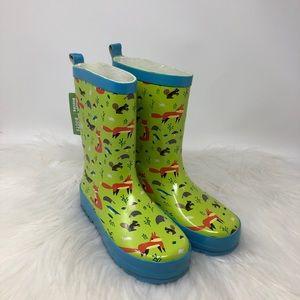 Kid Made Modern shoes rain garden boots
